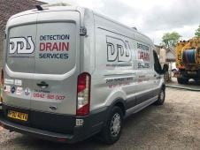 home buyers' drain surveys Horsham
