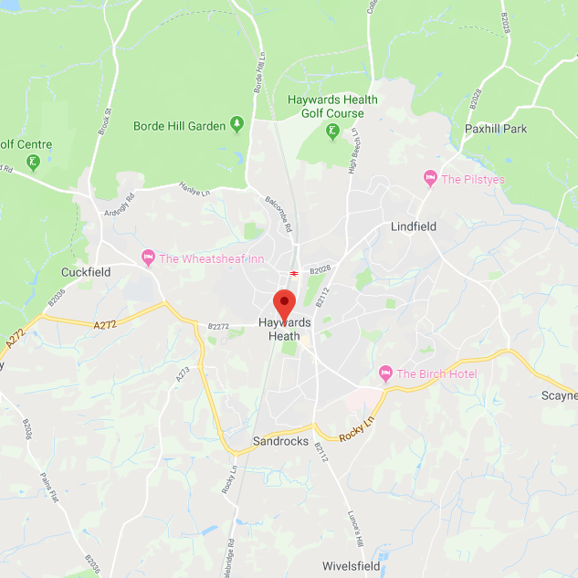 Drainage Services Haywards Heath